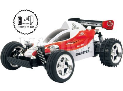 Buddy Toys RC Buggy RtG Red