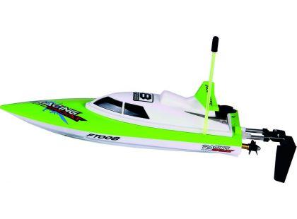 Buddy Toys RC Loď 280 zelená - II.jakost