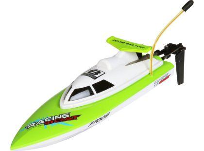 Buddy Toys RC Loď 280 zelená - Poškozený obal