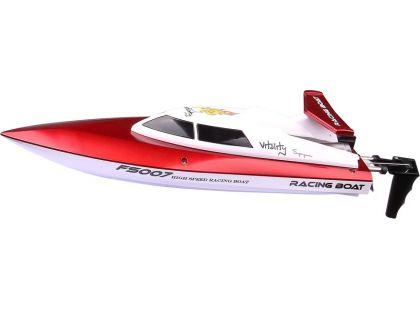 Buddy Toys RC Loď 350 červená