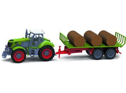 Buddy Toys RC Traktor s vlekem