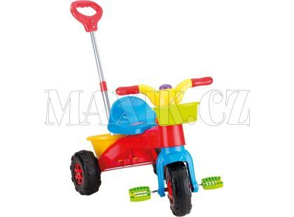 Buddy toys Tříkolka s tyčí