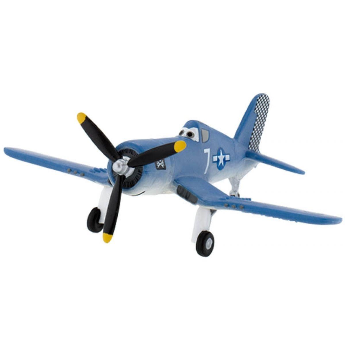 Bullyland 12924 Letadlo Planes Skiper Riley