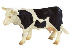 Bullyland 2062609 Kráva Fanny černo-bílá
