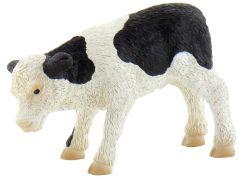 Bullyland 2062709 Telátko Fridolin černo-bílé