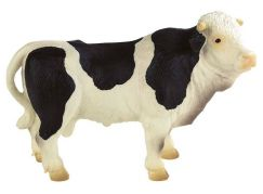 Bullyland Černobílý býk