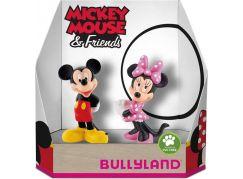 Bullyland Disney Mickey a Minnie set 2 ks