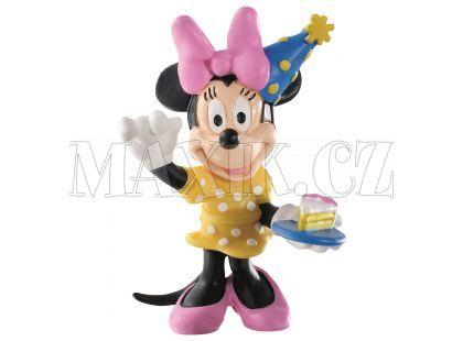 Bullyland Disney Minnie gratulant
