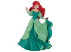 Bullyland Disney Princess Ariel v zelených šatech