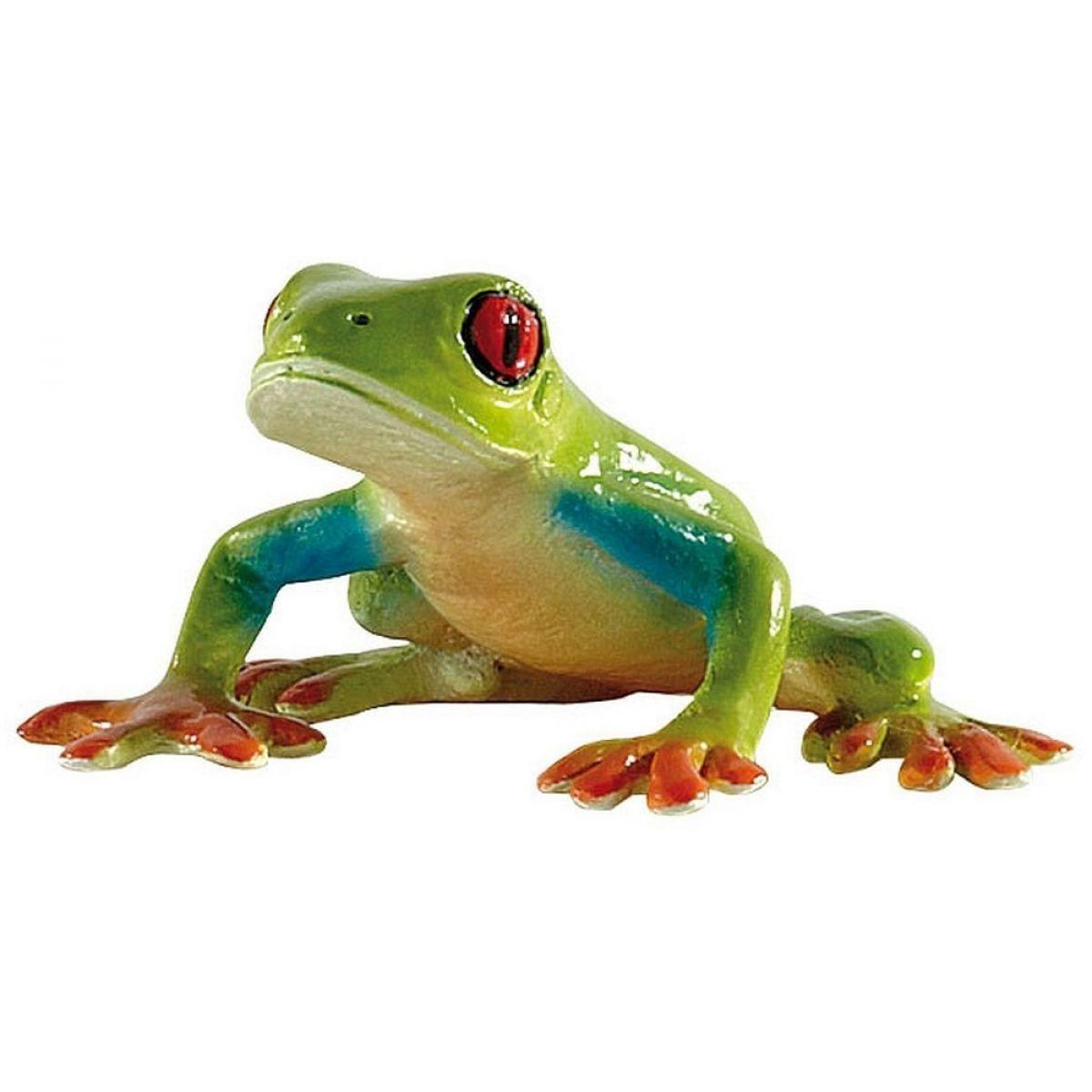 Bullyland Rosnička zelená