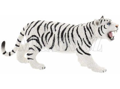 Bullyland Tygr bílý