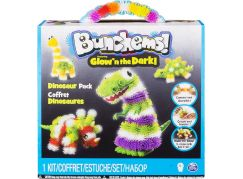 Bunchems Glow'n The Dark - Dinosaur pack