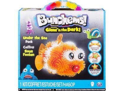 Bunchems Glown The Dark - Under The Sea