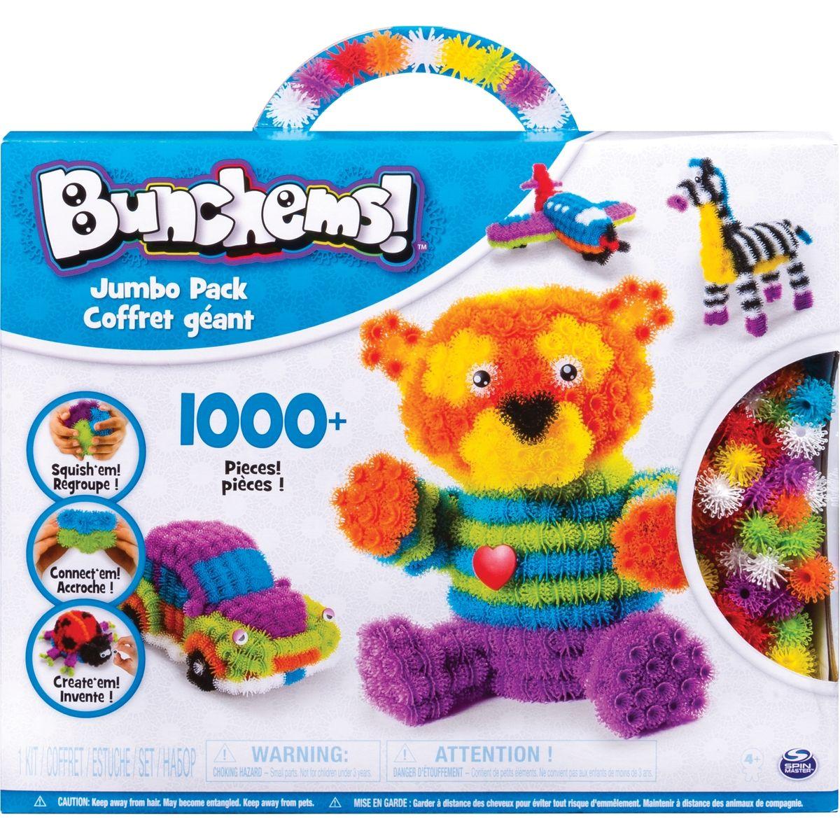 Bunchems Jumbo Pack 1000