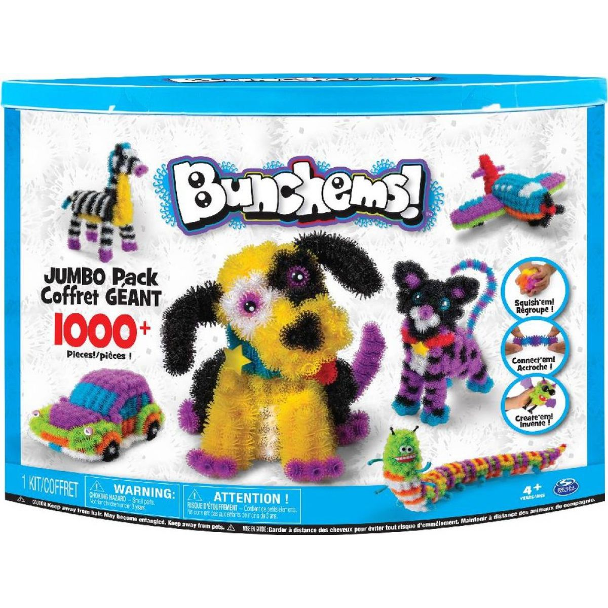 Bunchems Jumbo Pack