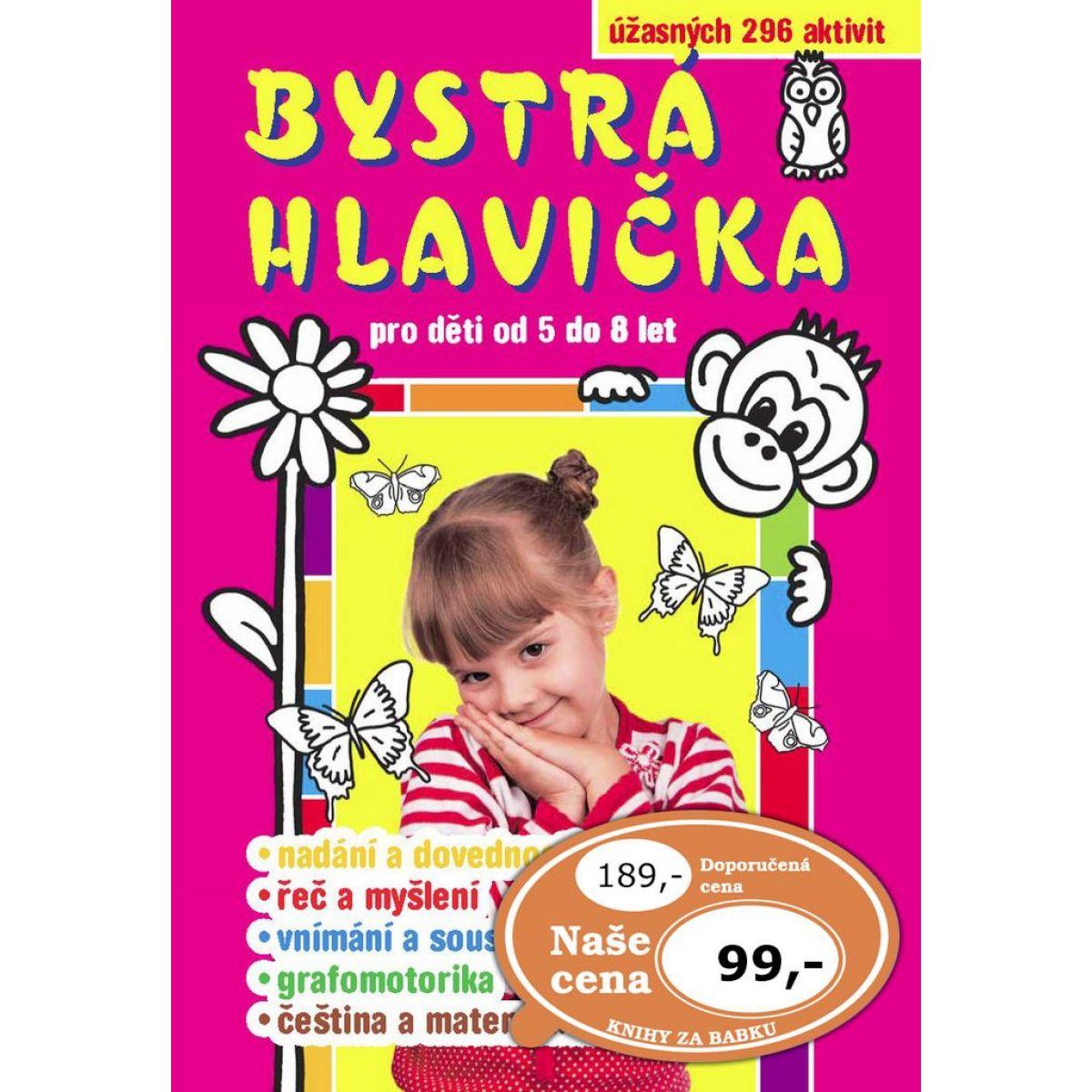 Bystrá hlavička pro děti od 5 do 8 let