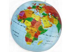Caly Nafukovací globus Zeměkoule 50 cm