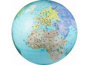 Caly Nafukovací globus Zeměkoule 85 cm