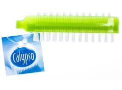 Calypso Kartáček na ruce závěsný Zelený