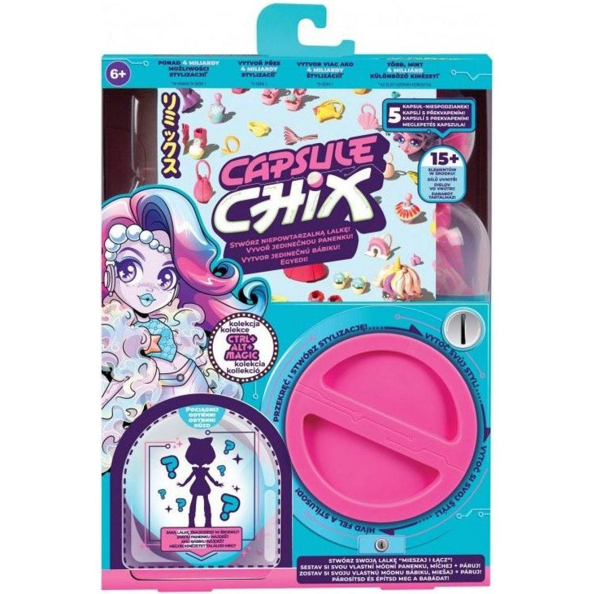 Capsule Chix Ctrl+Alt+Magic