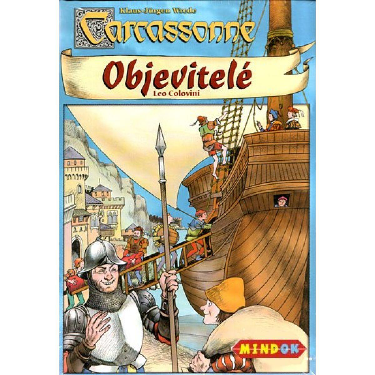 Carcassonne Objevitelé