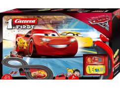 Carrera Cars Autodráha First 63010