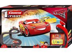 Carrera Cars Autodráha First 63011 - Poškozený obal