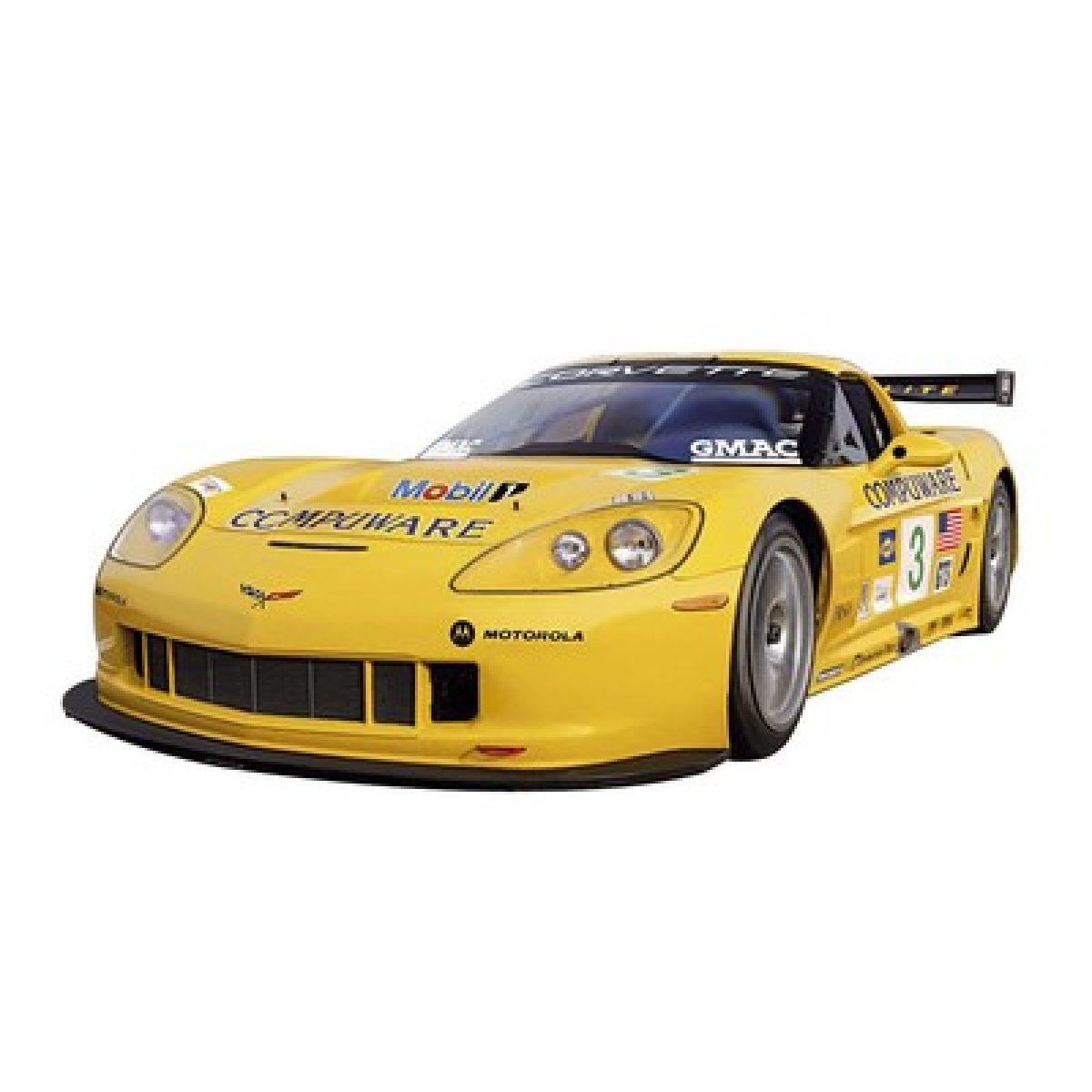 Carrera Chevrolet Corvette C6R yellow