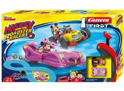 Carrera First Disney autodráha 63019 Mickey Racers