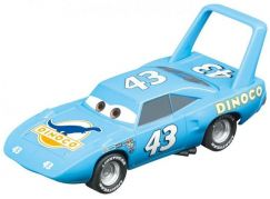 Carrera GO autíčko k autodráze 64107 Cars 3 Strip The King Weathers