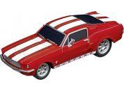 Carrera GO autíčko k autodráze 64120 Ford Mustang 1967 - Poškozený obal