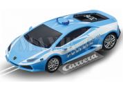 Carrera GO! Auto Lamborghini Huracán Police LP 610-4