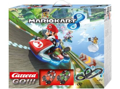Carrera GO Autodráha 62362 Nintendo Mario Kart