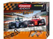 Carrera GO Autodráha 62391 Fast Start - Poškozený obal