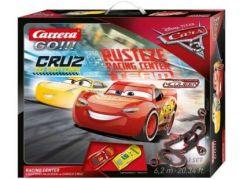 Carrera GO Autodráha 62417 Cars 3 Racing Center - Poškozený obal