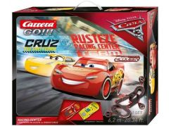 Carrera GO Autodráha 62417 Cars 3 Racing Center