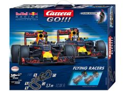 Carrera GO Autodráha 62426 Flying Racers - Poškozený obal