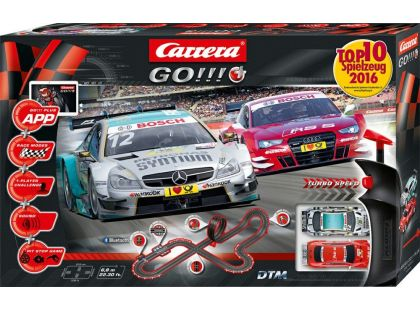 Carrera GO Autodráha 66000 DTM Trophy