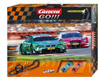 Carrera GO Autodráha DTM Power Race