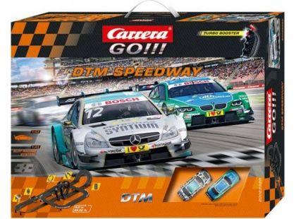 Carrera GO! Autodráha DTM Speedway