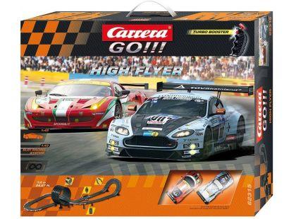 Carrera GO Autodráha High Flyer - poškozený obal