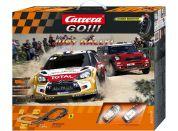 Carrera GO Autodráha Just Rally! - II.jakost