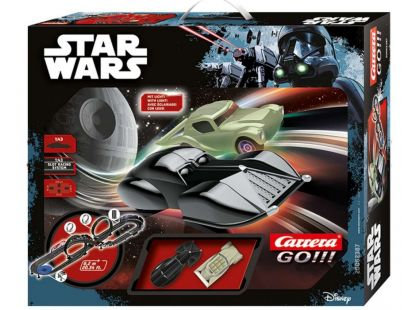 Carrera GO! Autodráha Star Wars