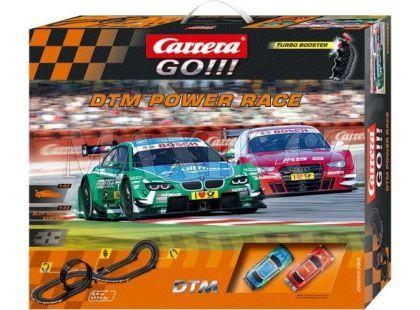 Carrera GO Autodráha DTM Power Race