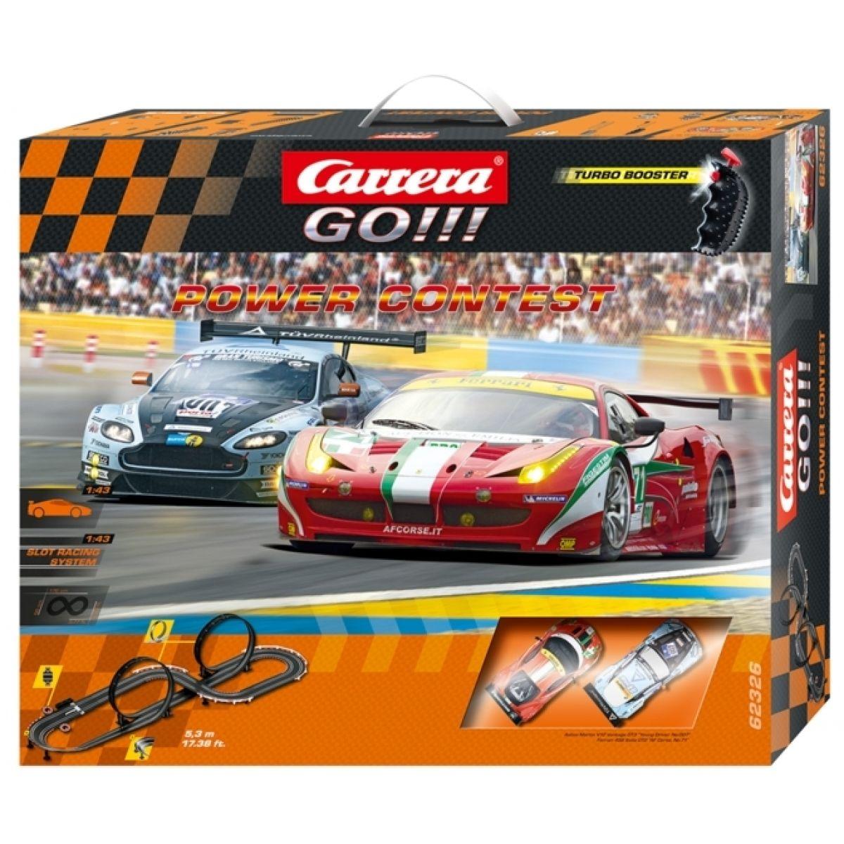 Carrera GO Autodráha Power Contest