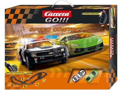 Carrera GO Autodráha Speed Control