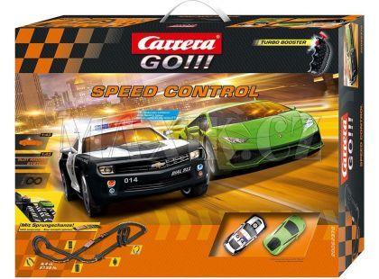 Carrera GO Autodráha Speed Control