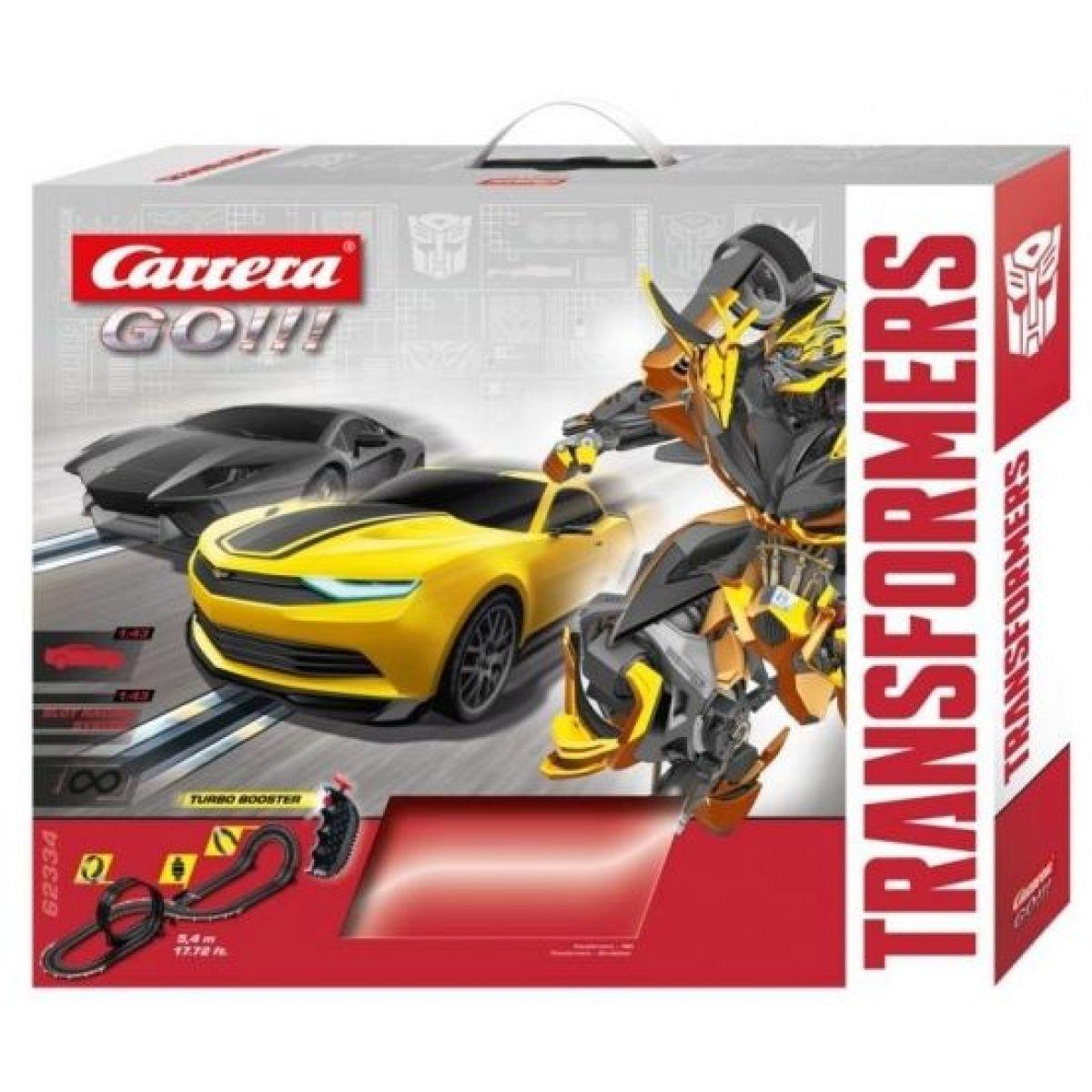 Carrera GO! Autodráha Transformers Lockdown Chall