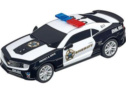 Carrera GO Chevrolet Camaro Sheriff