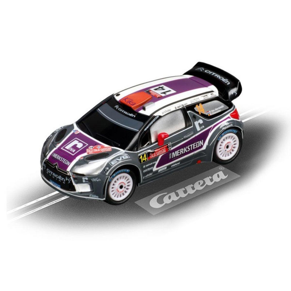 Carrera GO! Citroen DS3 WRC van Merksteijn Motorsport